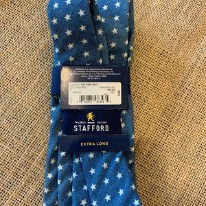 NEW Stafford Star tie